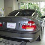 【カーフィルム】BMW3