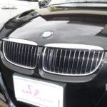 【クロームメッキ磨き,コーティング】BMW E90