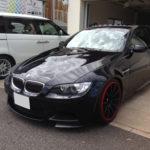 【GENESISコーティング】BMW M3 E92