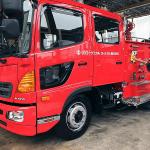 【カーハートの歴史的作業】MORITA化学消防車