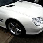 【コーティング】M.Benz SL500