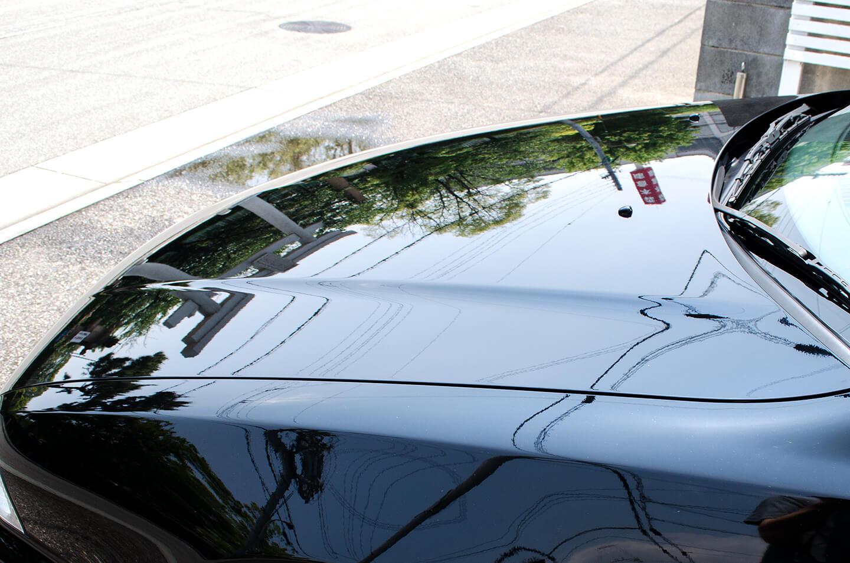 GENESISガラスコーティングを施工した2005年式三菱ディアマンテ