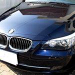 【コーティング】年末大掃除 BMW 525i