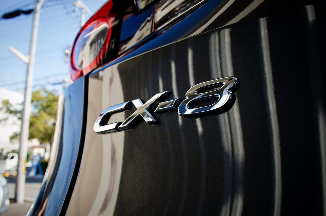 CX-8 マシーングレープレミアムメタリック