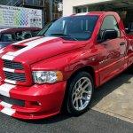 【ステッカーチューン】Dodge RAM SRT-10