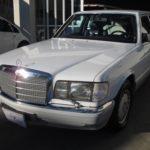 【カーハートは磨き屋さんです!!】1989年式 Mercedes-Benz  560SEL(W126)