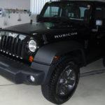 【デカール貼付】Jeep RUBICONステッカー