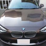 【コーティング&透明断熱フィルム】 BMW1シリーズ