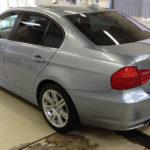 【カーフィルム】BMW3シリーズ E90 快速仕上!