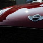 【GENESISガラスコーティング】MINI Crossover Cooper S (R60) ブレイジングレッド