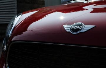 コーティング・クリーニングを施工したMINI Crossover Cooper S (R60) ブレイジングレッド