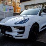 【ジェネシスガラスコーティング】Porsche Macan GTS