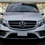 【GENESISガラスコーティング】Mercedes-Benz V220d