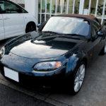 【GENESISガラス/幌コーティング】2006年式 NC型ロードスター