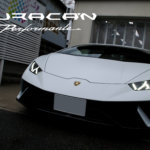 【GENESISガラスコーティング】HURACÁN PERFORMANTE