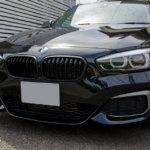 【ラッピング】BMW 1Series F20 ヘッドライト キドニーグリル