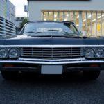 【GENESISガラスコーティング】CHEVROLET Impala 1967