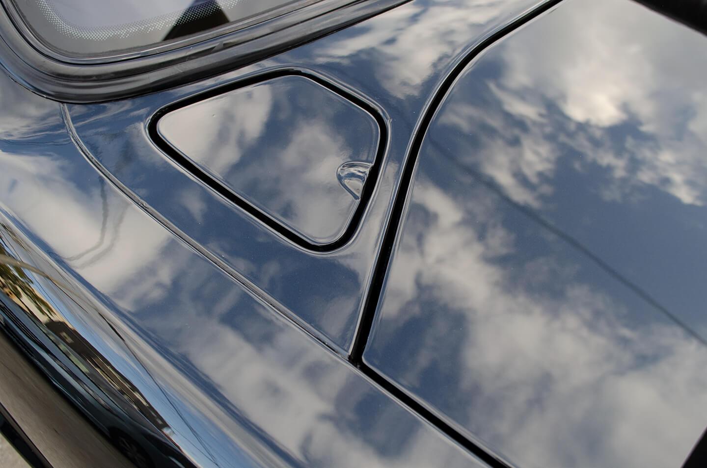 GENESIS STELLA ガラスコーティングを施工した2003年式 JAGUAR XJR