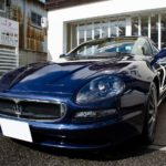 【コーティング】Maserati Coupé GranSport 10th Anniversary