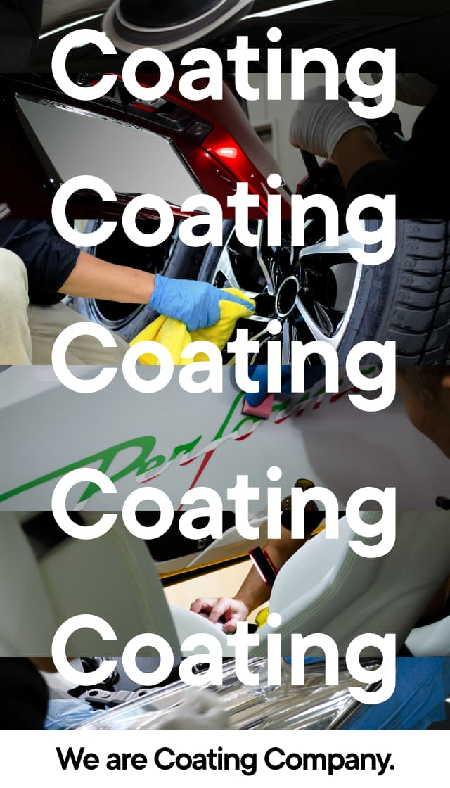 We are coating Company