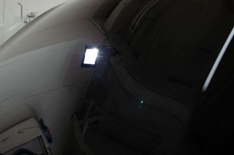 コーティングを施工した日産 セレナ ダイヤモンドブラック(スクラッチシールド)のボンネット