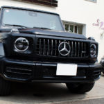 【コーティング】Mercedes-AMG G63 Edition Matt Black (W463)