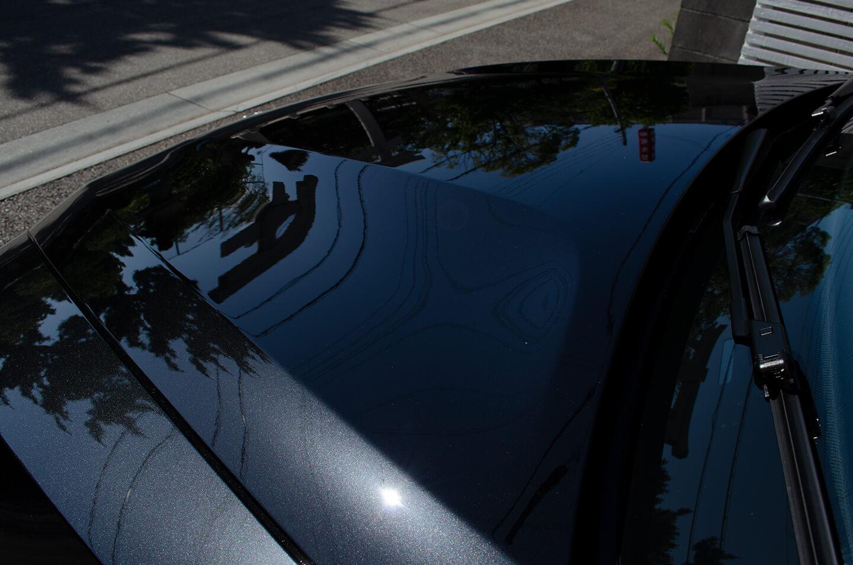 コーティングを施工したBMW X5 xDrive 35d blueperformance