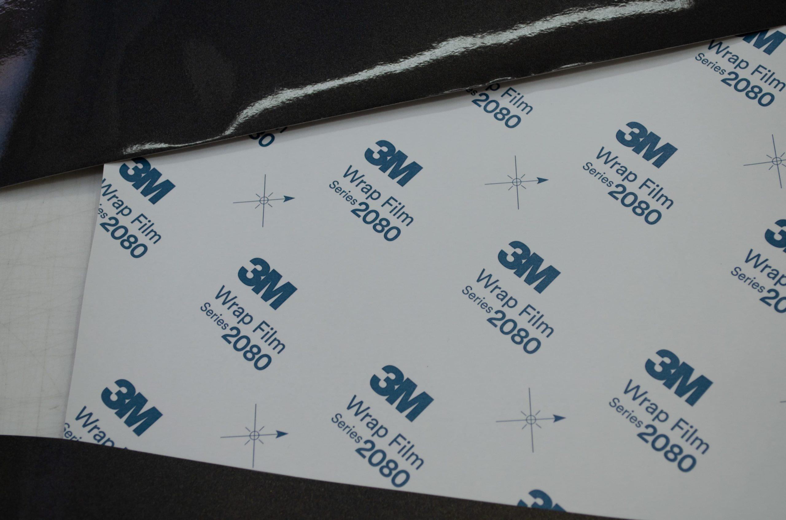 3M社のラップフィルムシリーズ 2080を使用