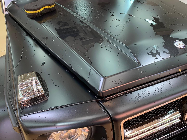 メルセデス AMG G63 マットブラック