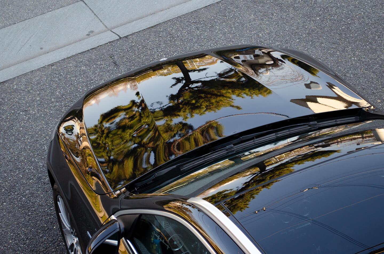 GENESIS ガラスコーティングを施工したメルセデス ベンツ GLC350e