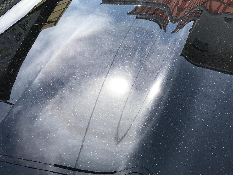 コーティング施工前のメルセデス AMG E53