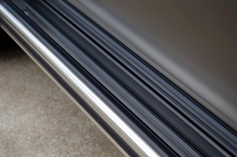 Mercedes-AMG G63 manufaktur Edition のサイドステップ