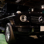 コーティングやプロテクションフィルムを施工したG400d オブシディアンブラック